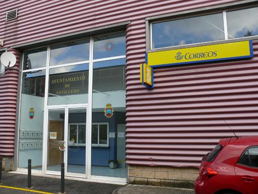 La oficina de correos de guarnizo se traslada un local de for Horarios de oficina de correos